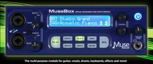 Peavey представляет многоцелевой модуль MuseBox для музыкантов